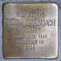 Stolperstein Meyer Levenbach by 2eight 3SC1373.jpg
