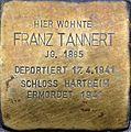 Stolperstein Salzburg, Franz Tannert (Griesgasse 37).jpg