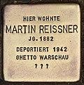 Stolperstein für Martin Reissner (Cottbus).jpg