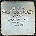 Stolpersteine Köln Aachener Strasse 409 Stolperstein Ernst Ichenhaeuser.jpg