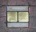 Stolpersteine Krefeld, Verlegestelle Niederstraße 38.jpg