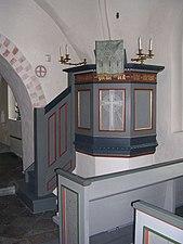 Stora Rby Kyrka - Medieval church in Stora Rby