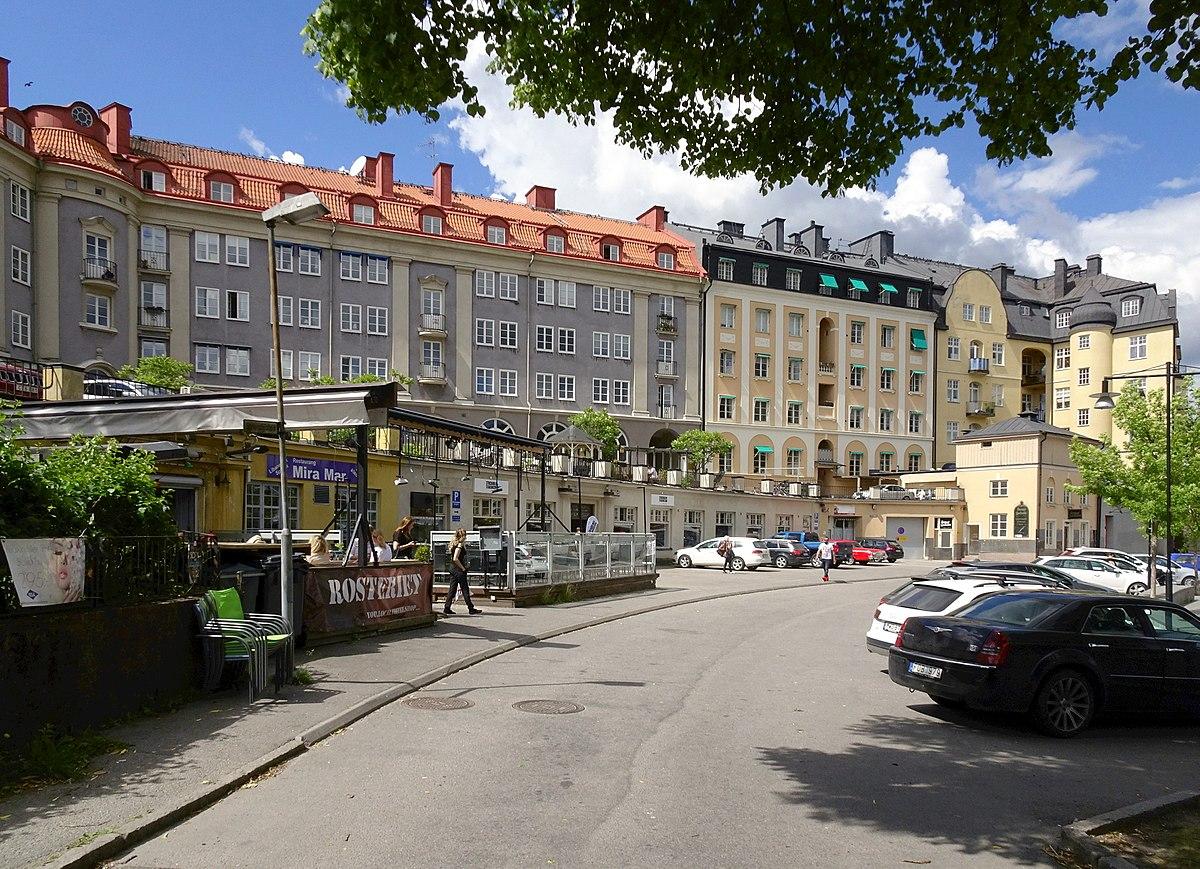 Strandgatan - Wikipedia