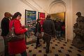 Strasbourg Musée archéologique vernissage A l'Est du nouveau 24 octobre 2013 09.jpg