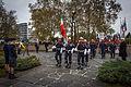 Strasbourg nécropole nationale de Cronenbourg cérémonie 1er novembre 2013 21.jpg