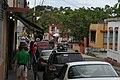 Street in Isabel II barrio-pueblo, Vieques, Puerto Rico.jpg