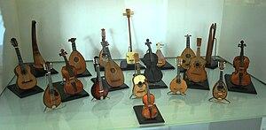 Instrumento de cuerda