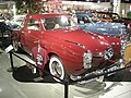 Studebaker National Museum May 2014 074 (1950 Studebaker Commander Starlight Coupe).jpg