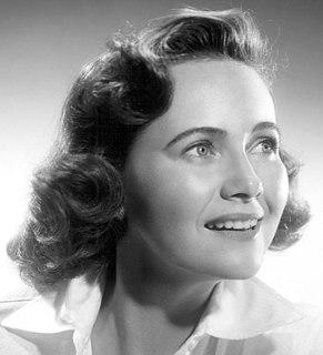 Teresa Wright American actress