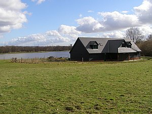 Testwood Lakes - Study centre at Testwood Lakes