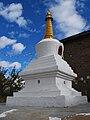 Stupa in Kalpa, Himachal Pradesh.jpg