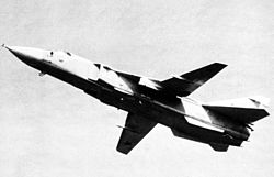 Su-24 Fencer BW left underside view.jpg