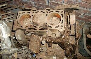 Subaru EF engine - Subaru EF-10 Engine