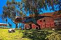 Sucre, Bolivia - a visit to the spectacular dinasaur footprints park - (24473298969).jpg
