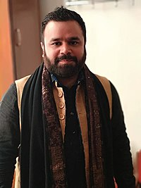 Sufi singer Dhruv Sangari (Bilal Chishty).jpg