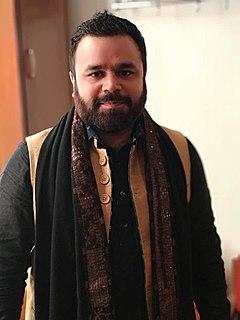 Dhruv Sangari Indian singer (b. 1981)
