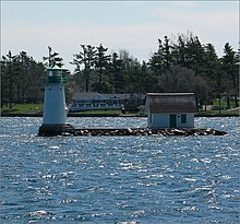 Sunken Rock Lighthouse - St Lawrence River, USA - panoramio.jpg