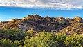 Sunrise at Vasquez Rocks Natural Area (30621540690).jpg
