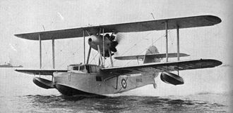 Invasion of Iceland - A Supermarine Walrus aircraft, though it proved ultimately unsuitable for operations in Iceland, had the advantage that it could land almost anywhere.