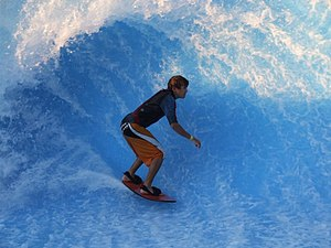 surfer surfing