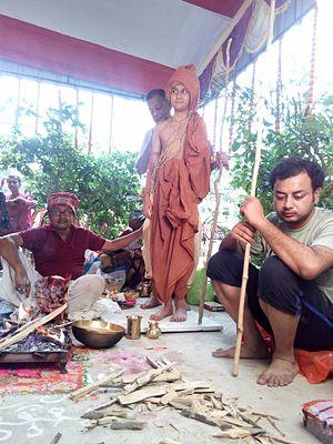 Upanayana - Image: Susnata