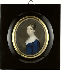 Suzanna de Roth (1789-1822), echtgenote van Jonkheer Isaäc Pierre Graafland (1789-1825), raadsheer in het hooggerechtshof van Suriname