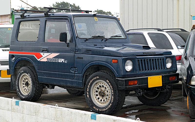 Suzuki Samurai Gas Mileage