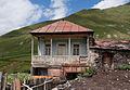 Svaneti House in Ushguli-Namas Ushguli kaimelyje (3872437908).jpg