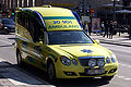 Swedish Ambulance Binz A2003 VF211 facelift.JPG