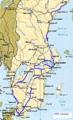 Swedish highspeed rail map 2010.png