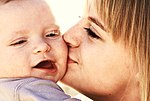 Sweet Baby Kisses Family Love.jpg