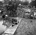Szamosköz, a Szamoson 1970 májusában levonult árvíz idején készült a felvétel. Fortepan 87173.jpg