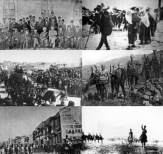 war fought between the Turkish National Movement and the proxies of the Allies