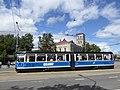 TLT tram line 3 at Viru väljak 01.jpg