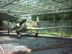 PZL TS-8 Bies - TS-8 Bies
