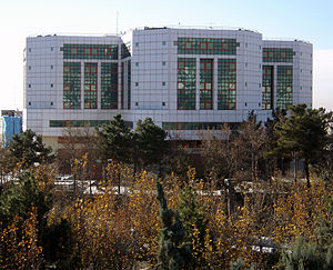 Higher education in Iran - Tehran University of Medical Sciences' Tehran Heart Center