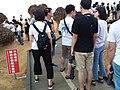TW 台灣 Taiwan 新台北 New Taipei 萬里區 Wenli District 野柳地質公園 Yehli Geopark August 2019 SSG 131.jpg