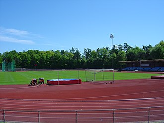 Tårnby Municipality - Taarnby Stadion Opvisningsbanen