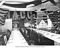 Tables set for Christmas banquet given to Aleut natives of Saint Paul Island by the North American Commercial Company, Saint (AL+CA 72).jpg