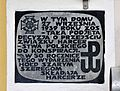 Tablica Szare Szeregi Noakowskiego 12 Warszawa.JPG