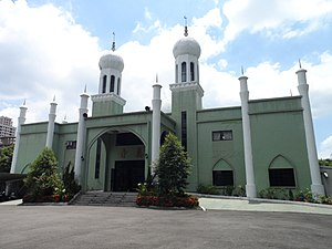 Nantun District - Taichung Mosque