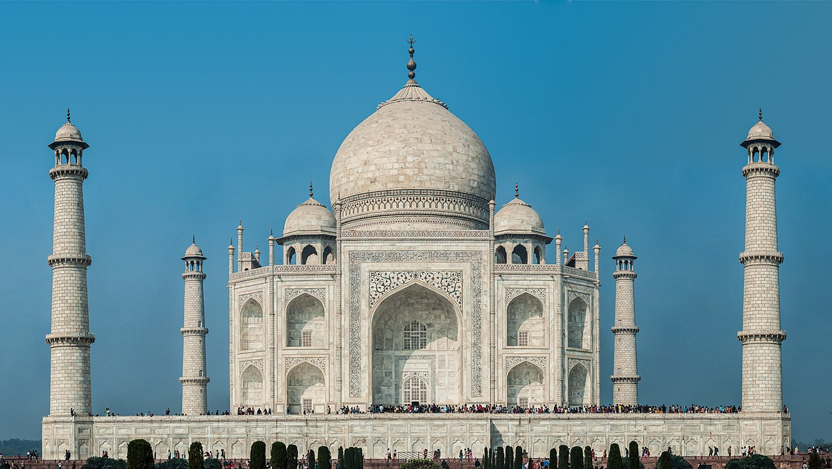 taj mahal simple english the encyclopedia