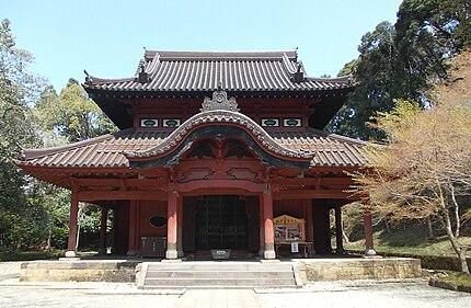 多久聖廟、佐賀県多久市