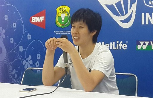 Tang Yuanting Indonesia Open 2016