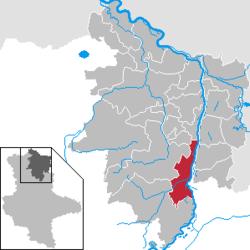 Tangermünde in SDL