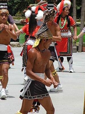 Austronesian peoples - Image: Tao 1