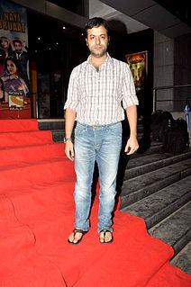 Tarun Mansukhani Indian film director