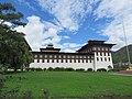 Tashichho Dzong Fortress in Thimphu during LGFC - Bhutan 2019 (149).jpg