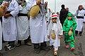 Tasu'a Mourning-Shia muslim in qom عزاداری روز تاسوعا در قم 24.jpg