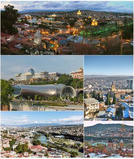 Тбилиси,  T'bilisi, Грузия
